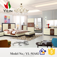 High Quality Master Bed Room Furniture