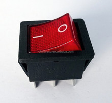 FS047B5-R-Y-F KCD4 t125 electrical rocker switchV kema rocker switch