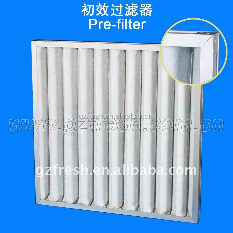 Aluminum frame Washable filter(manufacture)