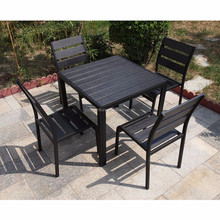 702-911 high quality good design polywood outdoor furniture with polywood