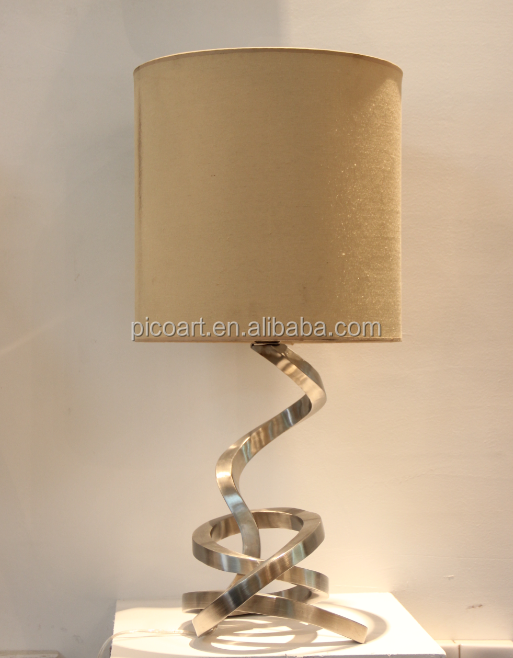 Stainless steel moderm lamp art OEM/ODM design