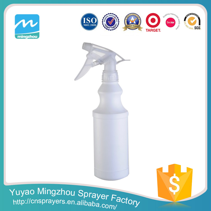 Top Quality Exporter Best Standard High Level Good Material White MZ-A02 Trigger Spray Bottle