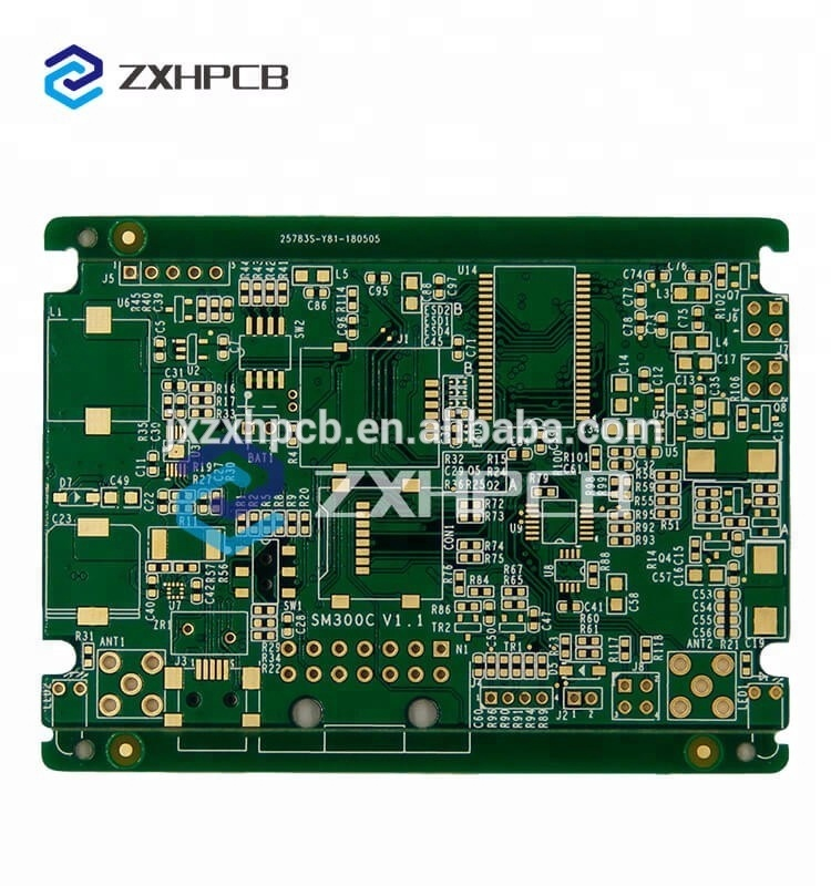 Customized hign precision printed circuit board 94V0 Rohs FR4 multi-layer for electronic <strong>PCB</strong>