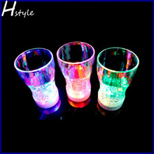 LED Light Color Flashing Beer Mug Drink Cup For Party Decorative SL008