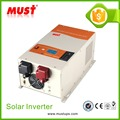 MUST RS232 Port to Connect PC 1-6KW LCD Status Display Solar Inverter