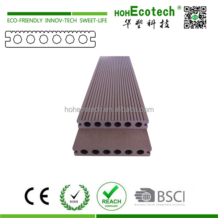 Non Slip Wood Plastic Composite Deck Flooring Buy Wpc