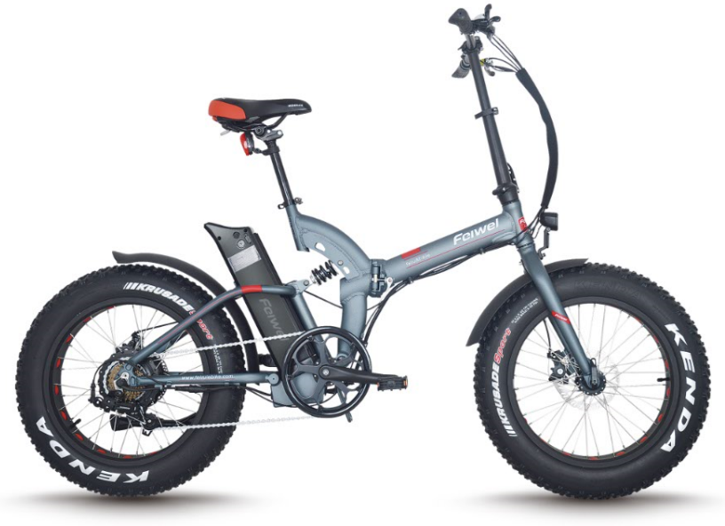 20 inch full suspension folding 500w electric bike/ folding e bike with fat tire/ good price folding electric bicycle