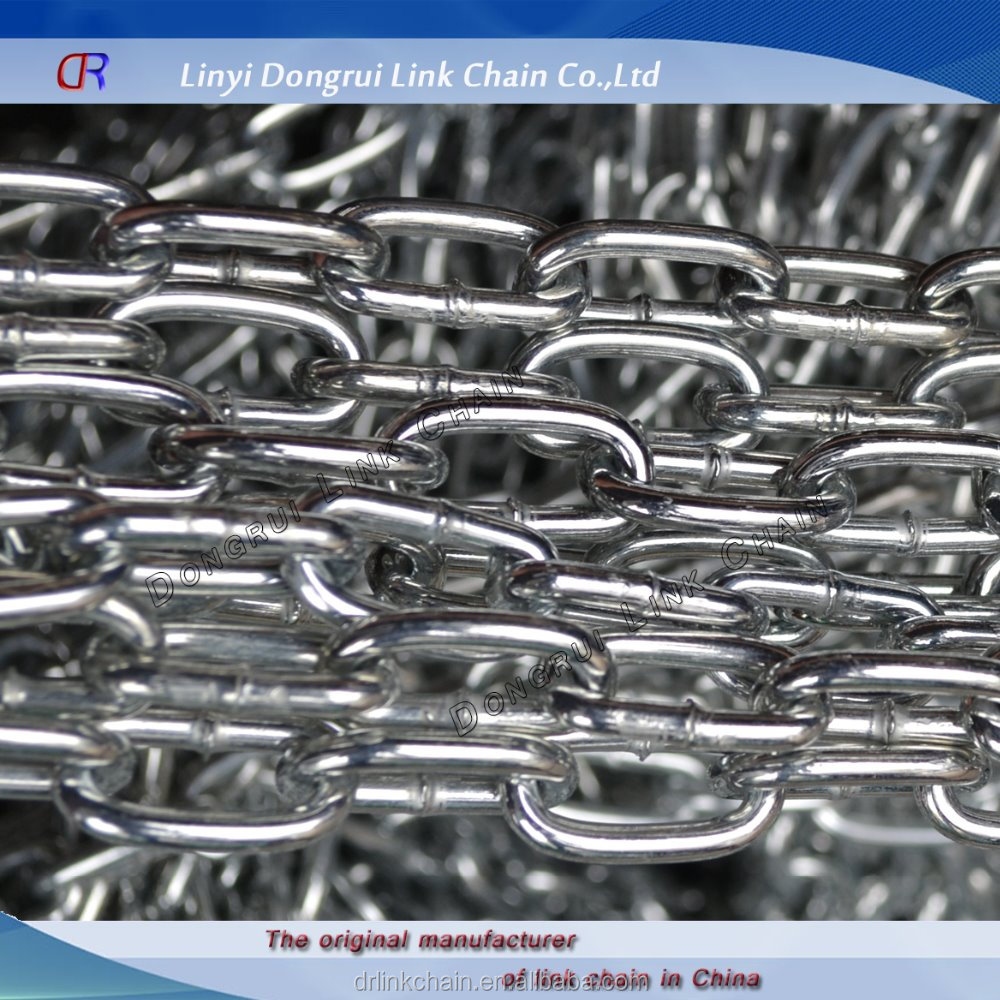 8mm Ss 304 Stainless Steel Long Link <strong>Chain</strong>