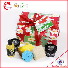 New style decorative christmas gift boxes with lids