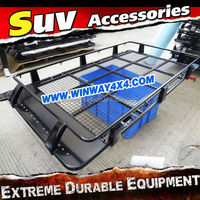 4X4 Offroad Roof Cargo Carrier Basket For Land Cruiser 200 Series
