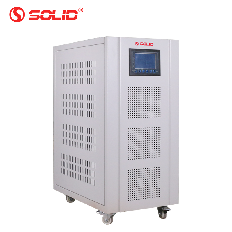 80kva pwm igbt static stac voltage regulator