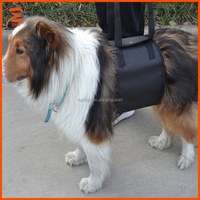 High Quality Wholesale Portable Dog Lift Support Harness For Canine Aid Strong Velcro
