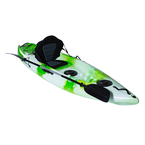 JFM GK8 Small plastic boats fishing kayak sit on top kayaks