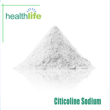 GMP Standard Citicoline Sodium, CDP Choline Bulk Powder Citicoline