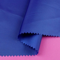 Polyester 50D fabric linen look 100% polyester fabric