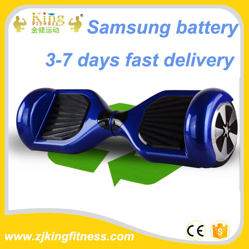 King Sports 350W Electric Self Balance Scooter 2 Wheels Hoverboard with <strong>CE</strong>
