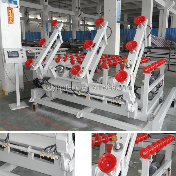 JFWSP-2520 Glass Loading Table and Machinery for Glass Transfer table Good Quality