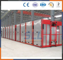 Zhengzhou Sincola construction elevator hoist,electric construction elevator,american construction hoist For sale