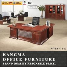Malaysia laminated board office executive desk
