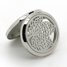 wholesale custom design stainless steel perfume locket