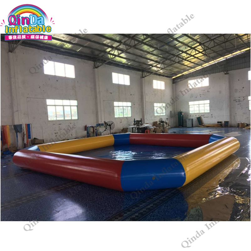 above ground inflatable swimming pool7