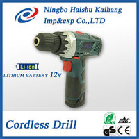 12V Lithium Mini Cordless Drill suitable for promotion
