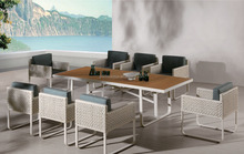 Cube set table outdoor dining set JX-5871