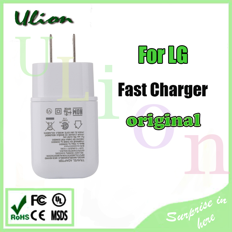 High Quality Replacement USB Wall Charger for LG G4 fast charger guarantee premium