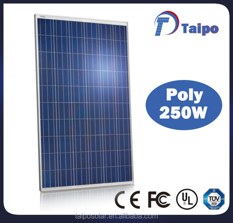 high quality 250w solar pv panel