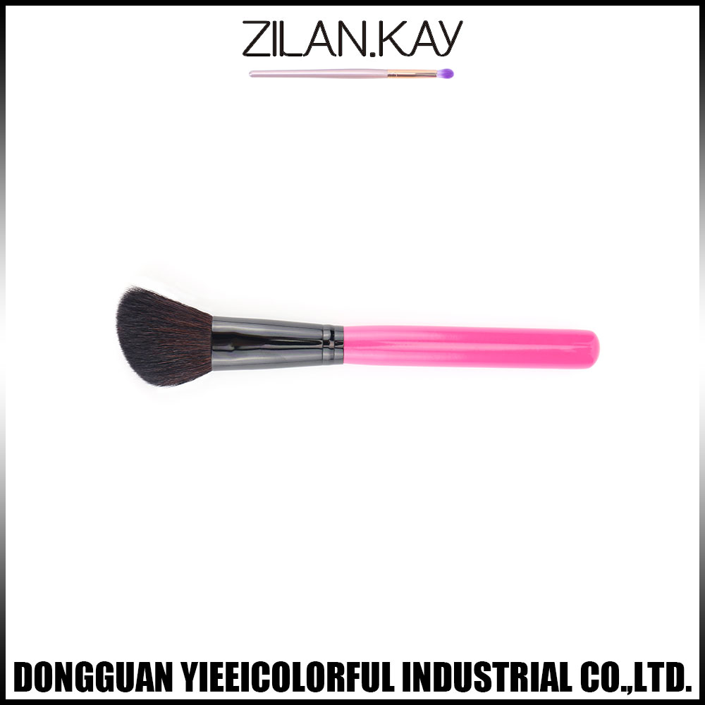 Popular Volume Manufacture Private Label Make Up Brushed High Quality Goat Pony Hair Eye Shadow Brushes