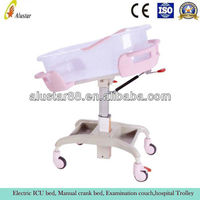 ALS-BB001 Hospital baby cot for kids