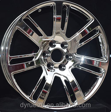 Trade assurance aluminum alloy wheel/car wheel aluminum rims for vehicles replica wheels on sale
