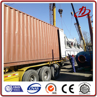Industrial Fuel boiler dust control/pps filtre bag dust collection system