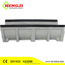 cast iron resin concrete drainage ditch
