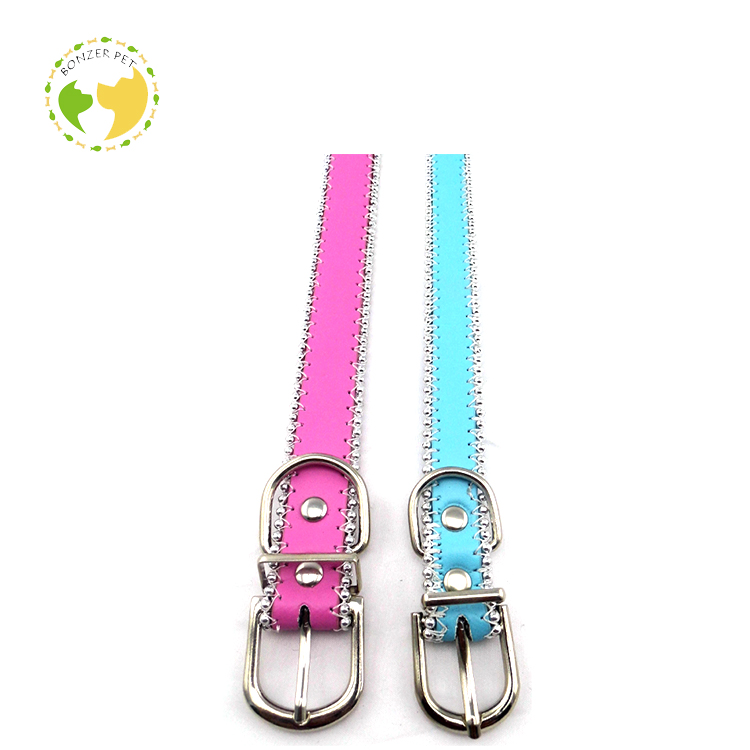 New Type Top Sale European Dog Collar Dog Tag Necklace Outdoor Dog Play Equipment