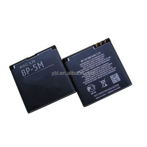 Wholesale Good Quality BP-5M Full Capacity 900mAh Mobile Phone Battery Batteries for Nokia 7390/5610XM/5700/5710XM/6110N/6500S/