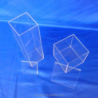 Clear Small Acrylic Box Transparent Acrylic