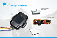 manufacturer supply with CE ACC detection GPS vehicle tracker with website checking