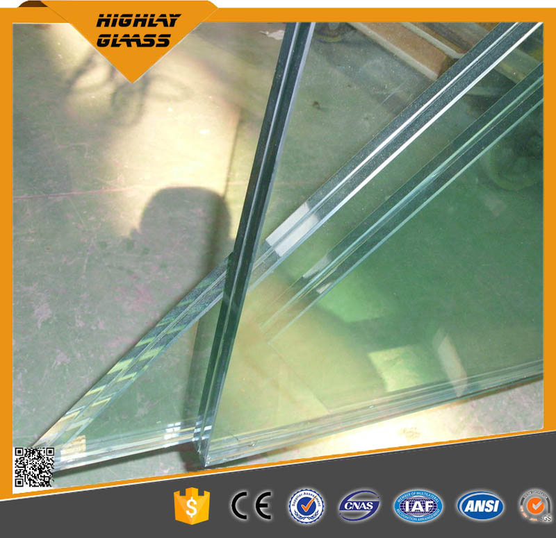 High Quality large laminated glass panels