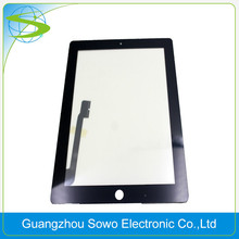 Complete Tablet Replacement Touch Screen Digitizer For iPad 3 With Home Button parts