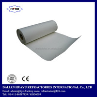5mm thickness ceramic fiber wool paper made in China