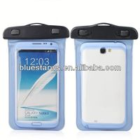 In stock with cheap price Watertight bag for samsung note2 n7100 waterproof case for samsung note 2