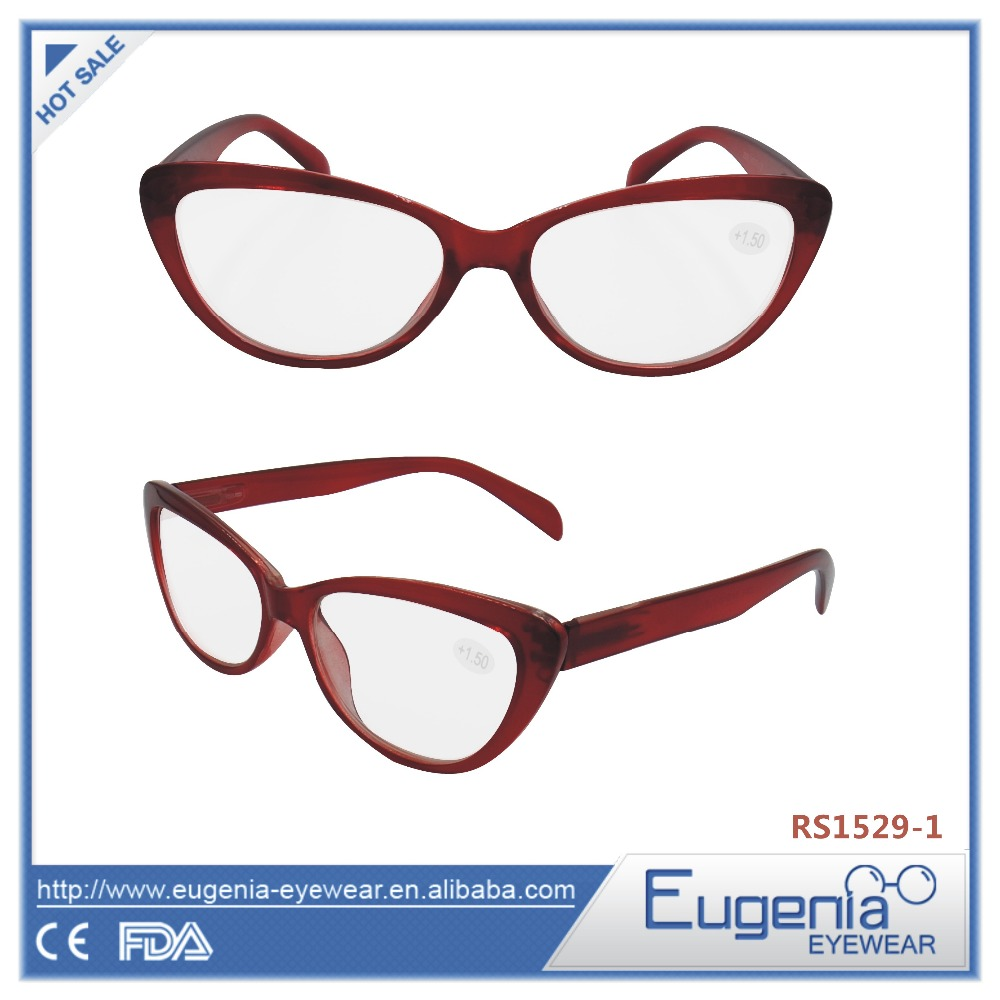 the native high quality cat frame with optic modern reading glasses
