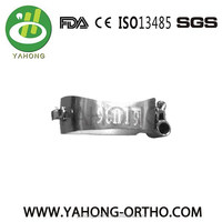 orthodontic molar bands with CE ISO FDA