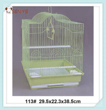 Wholesale Small Bird Cage Wire Mesh Wire Bird Breeding Cage