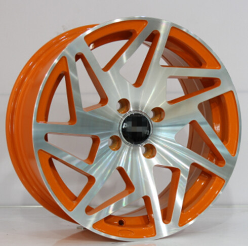 DEEP LIP WHEELS CONCAVE CAR ALLOY WHEEL RIMS F9105