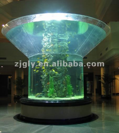Top Fine Acrylic Crystal Aquarium Plexiglass Fish Tank