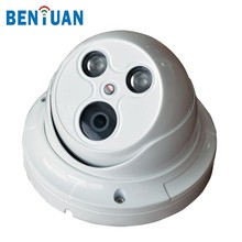 2.0MP 3.6/6mm Fixed Lens Dome P2P IP Camera