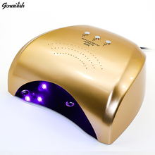 led curing lamp for gel nails 36w use for pretty nail