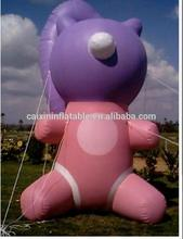 giant inflatable replica squirrel for advertising events